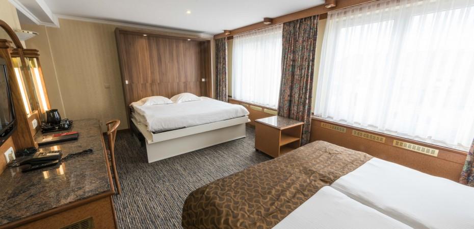 Classic Familiekamer Classic Room Kamers Hotel Bero
